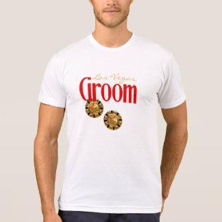 Le marié de Kevin Las Vegas me demandent 2 puces T-shirt