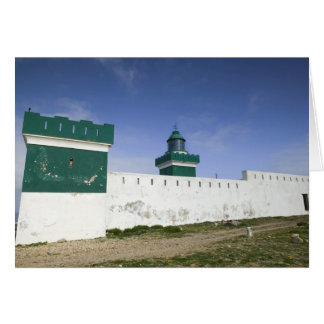 Le MAROC, côte atlantique, BEDDOUZA : Casquette Carte De Vœux