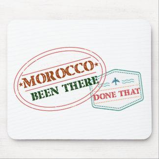 Le Maroc là fait cela Tapis De Souris