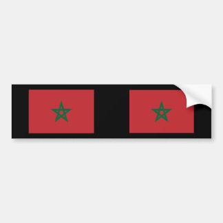 Le Maroc, Maroc Autocollant De Voiture