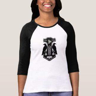 Le marteau du Thor celtique des norses païens T-shirt