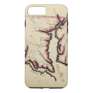 Le Maryland 3 Coque iPhone 7 Plus