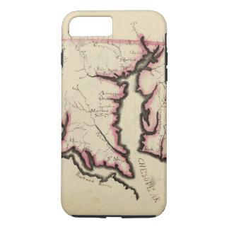 Le Maryland 3 Coque iPhone 8 Plus/7 Plus