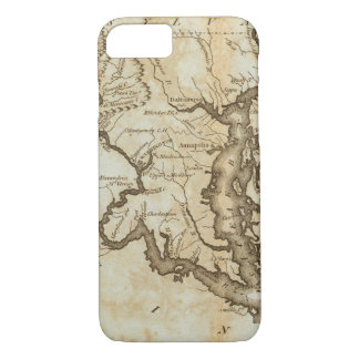 Le Maryland 4 Coque iPhone 7
