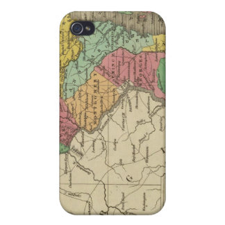 Le Maryland 5 iPhone 4 Case