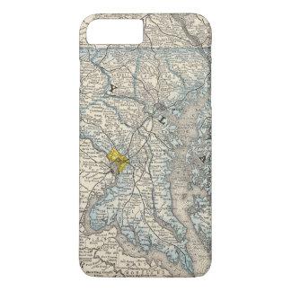 Le Maryland, C.C, et le Delaware Coque iPhone 7 Plus