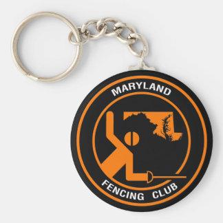 Le Maryland clôturant le club Porte-clé Rond