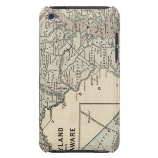 Le Maryland, Delaware, C.C Coques iPod Touch