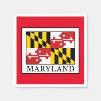 Le Maryland Serviette Jetable