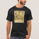Le massacre de Boston par Paul Revere T-shirt