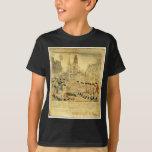 Le massacre de Boston par Paul Revere T-shirts