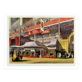 Le matériel de Sheffield, plaquent 43 de COM de Cartes Postales
