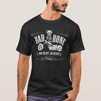 Le mauvais à l'os t-shirt
