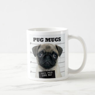 le mauvais de carlin mug