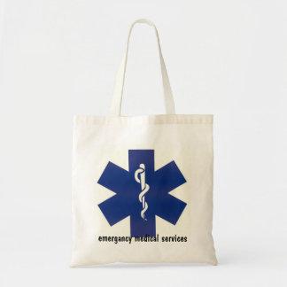 le mauvais de premiers secours de services médicau sac en toile