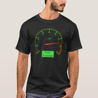 Le maximum revs le T-shirt des hommes de voiture