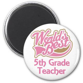 Le meilleur 5ème professeur de catégorie des aimant