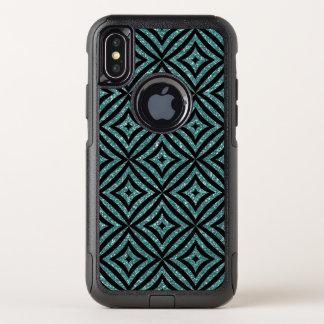 Le meilleur Aqua et l'iPhone noir X d'OtterBox de