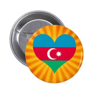Le meilleur Azerbaïdjan mignon de vente Badge Rond 5 Cm