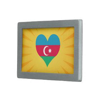 Le meilleur Azerbaïdjan mignon de vente Boucle De Ceinture Rectangulaire