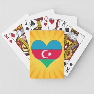Le meilleur Azerbaïdjan mignon de vente Cartes À Jouer Poker