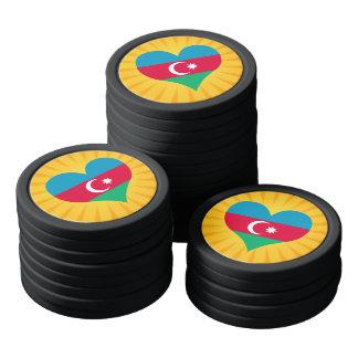 Le meilleur Azerbaïdjan mignon de vente Rouleau De Jetons De Poker