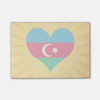 Le meilleur Azerbaïdjan mignon de vente Note Post-it