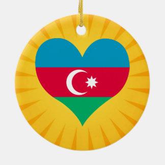 Le meilleur Azerbaïdjan mignon de vente Ornement Rond En Céramique