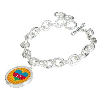 Le meilleur Azerbaïdjan mignon de vente Bracelet Avec Breloques