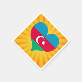 Le meilleur Azerbaïdjan mignon de vente Serviettes Jetables