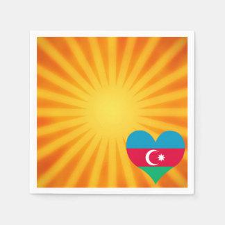 Le meilleur Azerbaïdjan mignon de vente Serviette En Papier
