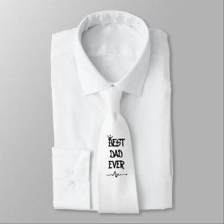 Le meilleur cadeau de papa jamais - pour la fête cravate
