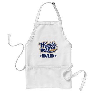 Le meilleur cadeau du papa du monde frais tablier