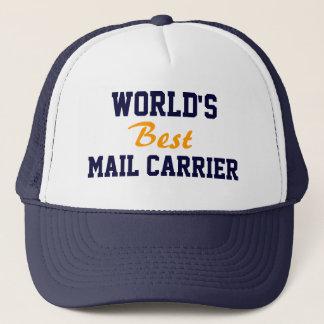 Le meilleur casquette de transporteur de courrier