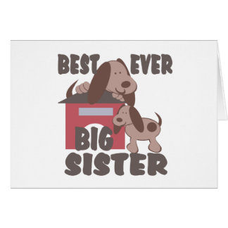 Le meilleur chenil de grande soeur jamais cartes