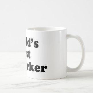 Le meilleur collègue du monde mug