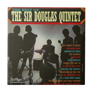 Le meilleur de monsieur Douglas Quintet Petit Carreau Carré