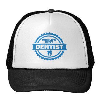 Le meilleur dentiste du monde casquette de camionneur