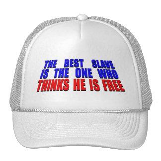 Le meilleur esclave casquettes