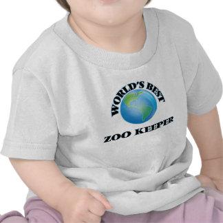 Le meilleur gardien de zoo du monde t-shirt