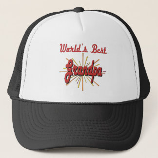 Le meilleur grand-père jamais casquette