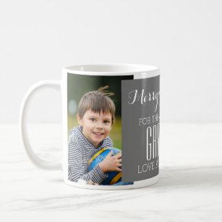 Le meilleur gris de tasse de Noël de grand-maman