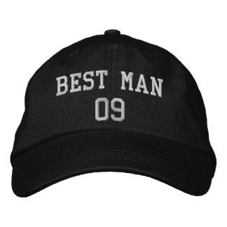 Le meilleur homme : Casquette personnalisable de