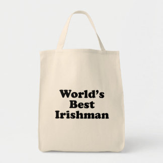 Le meilleur Irlandais du monde Sac