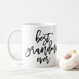 Le meilleur manuscrit toujours manuscrit de mug