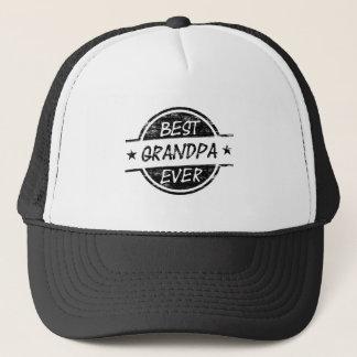 Le meilleur noir de grand-papa jamais casquette