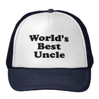Le meilleur oncle du monde casquette