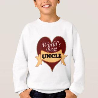 Le meilleur oncle du monde sweatshirt