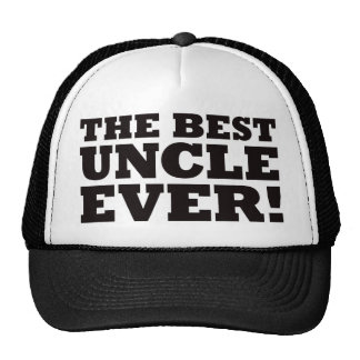 Le meilleur oncle Ever Casquettes De Camionneur