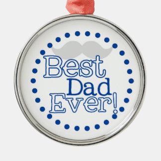 Le meilleur ornement de Noël de papa jamais